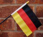 HAND WAVING FLAG (SMALL) - Germany